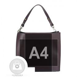 Kožená kabelka IMPORT - MKA-499104 #6