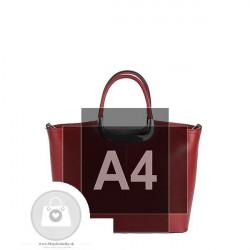 Kožená kabelka IMPORT - MKA-499109 #6