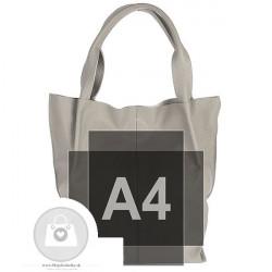 Kožená kabelka IMPORT - MKA-499499 #6