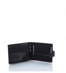 Pánska peňaženka WILD ekokoža - MK-494445-čierna #2