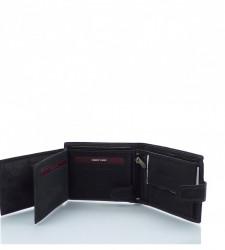 Pánska peňaženka WILD ekokoža - MK-494445-čierna #3