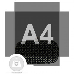 Spoločenská kabelka MICHELLE MOON ine materiály - MKA-499132 #6