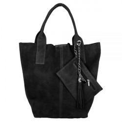 Talianská kabelka IMPORT koža - MKA-504376