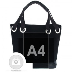 Trendová kabelka EGO ekokoža - MKA-498611 #4