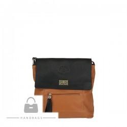 Trendová kabelka Import hnedá koža AW-481961-412