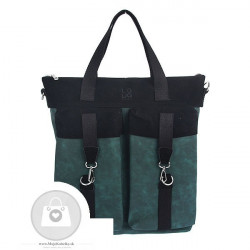 Trendová kabelka LAVA BAGS ekokoža - MKA-498619