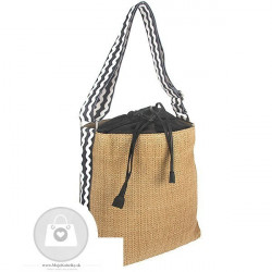 Trendová kabelka SILVIA ROSA ekokoža - MKA-495671