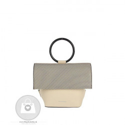 Trendová kabelka SILVIA ROSA ekokoža - MKA-495689