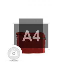 Značková crossbody kabelka DAVID JONES ekokoža - MKA-499852 #11