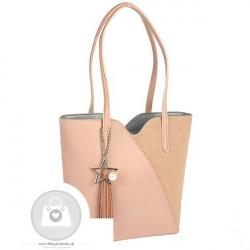 Značková elegantná kabelka DAVID JONES ekokoža - MKA-499899