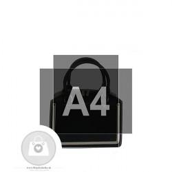 Značková elegantná kabelka DAVID JONES ekokoža - MKA-499905 #8