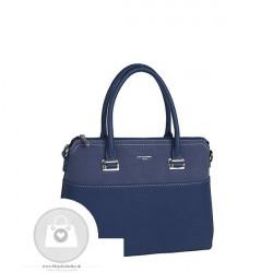 Značková elegantná kabelka DAVID JONES ekokoža - MKA-500000