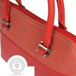Značková elegantná kabelka DAVID JONES ekokoža - MKA-500041 #7