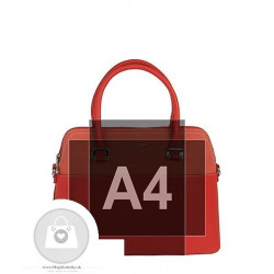 Značková elegantná kabelka DAVID JONES ekokoža - MKA-500041 #8