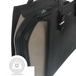 Značková elegantná kabelka DAVID JONES ekokoža - MKA-501357 #7
