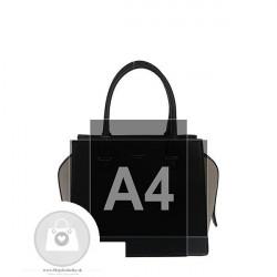 Značková elegantná kabelka DAVID JONES ekokoža - MKA-501357 #8