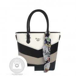 Značková elegantná kabelka DAVID JONES ekokoža - MKA-501374