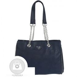Značková kabelka cez rameno DAVID JONES ekokoža - MKA-498872 #1
