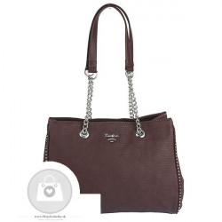 Značková kabelka cez rameno DAVID JONES ekokoža - MKA-498872 #2