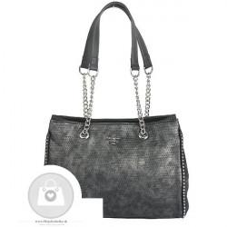 Značková kabelka cez rameno DAVID JONES ekokoža - MKA-498872 #3