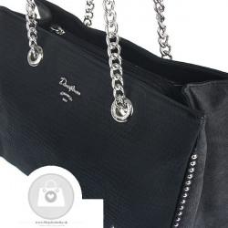 Značková kabelka cez rameno DAVID JONES ekokoža - MKA-498872 #6