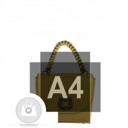 Značková kabelka MONNARI ekokoža - MKA-502619 #6