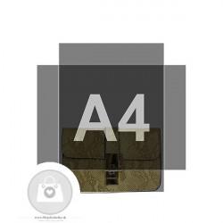 Značková spoločenská kabelka MONNARI ekokoža - MKA-499707 #7