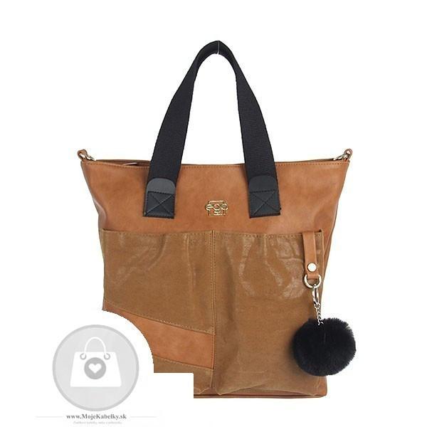 Fashion trendová kabelka EGO ekokoža - MKA-497619