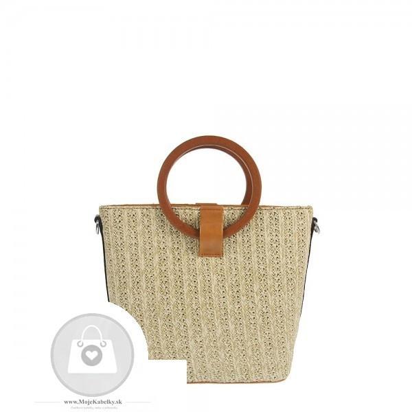 Fashion trendová kabelka INES DeLAURE ine materiály - MKA-501190