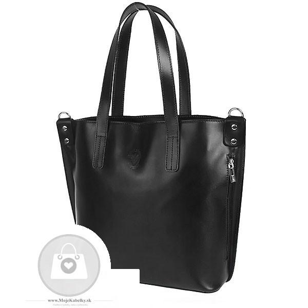 Kožená kabelka cez rameno IMPORT - MKA-499504