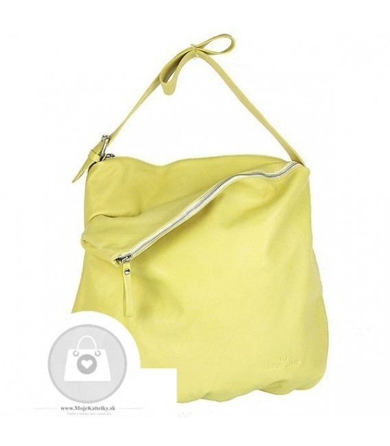 Kožená kabelka Elizabet Canard koža MKA-486842 - Kožené kabelky ... 35d0f02f901