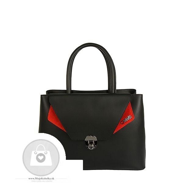 Kožená kabelka ELIZABET CANARD koža - MKA-496818