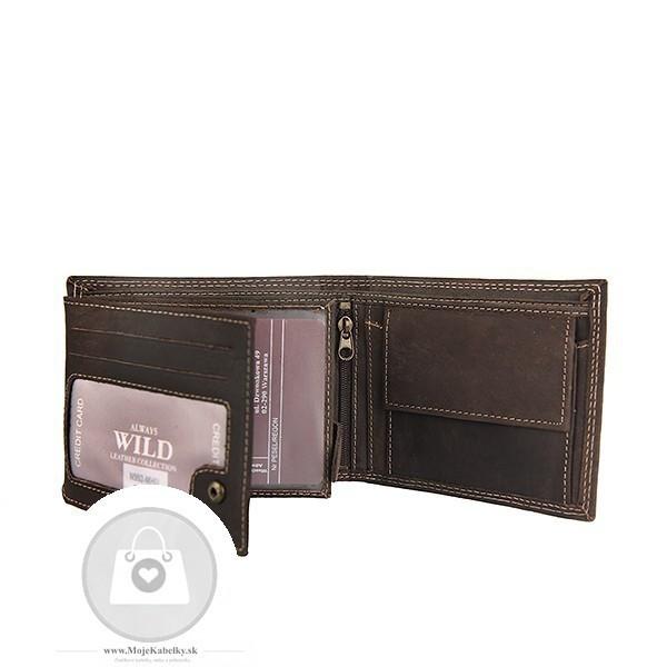 106a7836b Pánska peňaženka WILD koža - MKA-494444 - Pánske peňaženky - Locca.sk