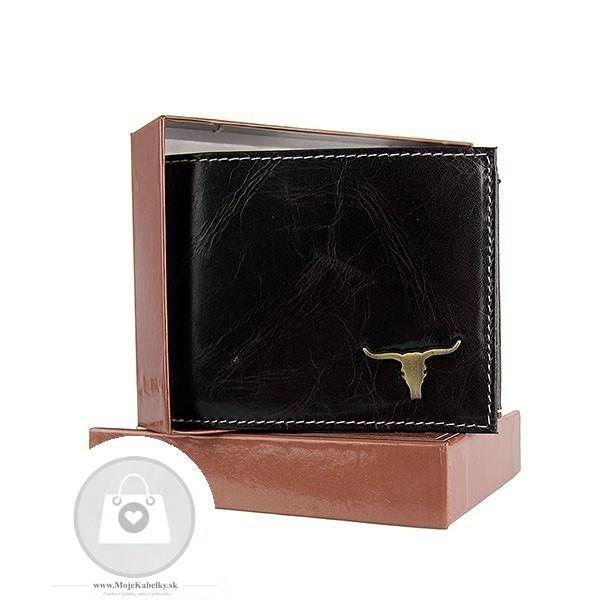 61f40e8d7 Pánska peňaženka WILD koža - MKA-495837 - Pánske peňaženky - Locca.sk