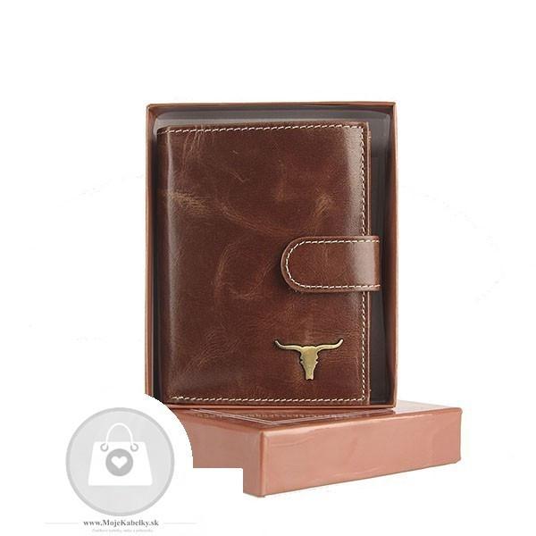 11a62c362 Pánska peňaženka WILD koža - MKA-496645 - Pánske peňaženky - Locca.sk