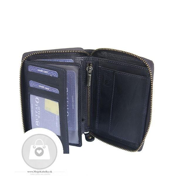 67951b2a4 Pánska peňaženka WILD koža - MKA-499346 - Pánske peňaženky - Locca.sk