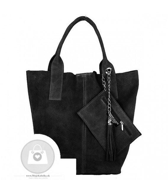 85501e1d35 Talianska kabelka Made in Italy brúsená koža - MKA-490992 ...