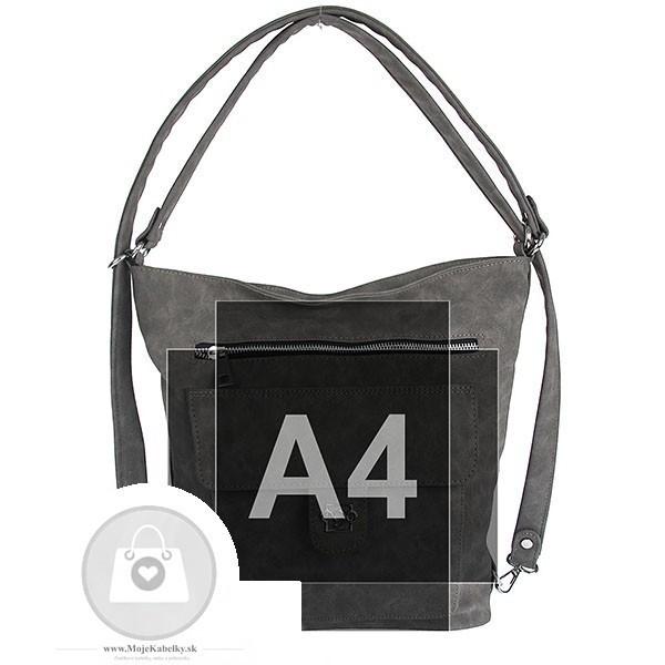 1ddeb11c3b Trendová kabelka EGO ekokoža - MKA-499372 - Trendové kabelky - Locca.sk