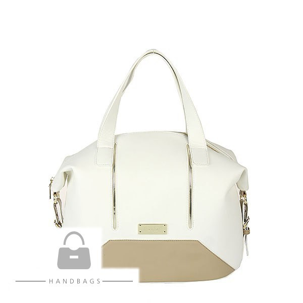 ba43085b08 Značková kabelka Monnari biela ekokoža AW-485032-256 - Značkové ...