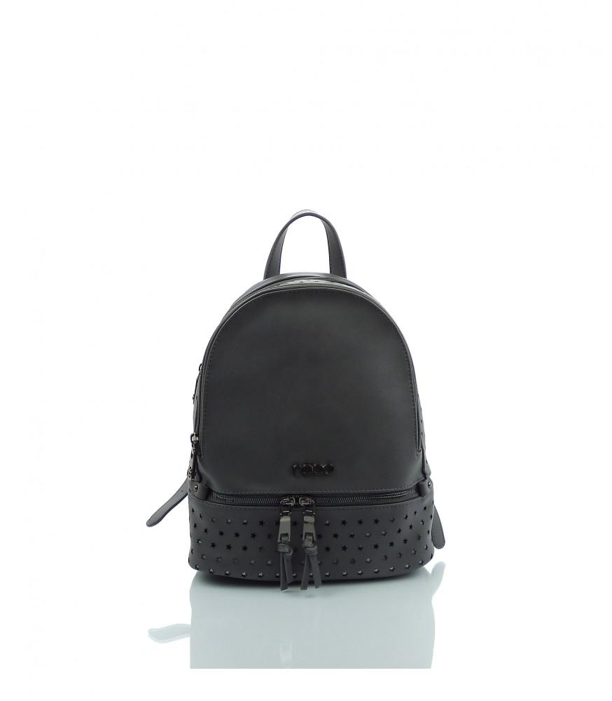Značkový dámsky batoh NÕBO - MK-034827-sivá